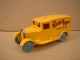 "DINKY TOYS COPY MODEL 28 SERIES TYPE 1 DELIVERY VAN ""USE KODAK FILM"""